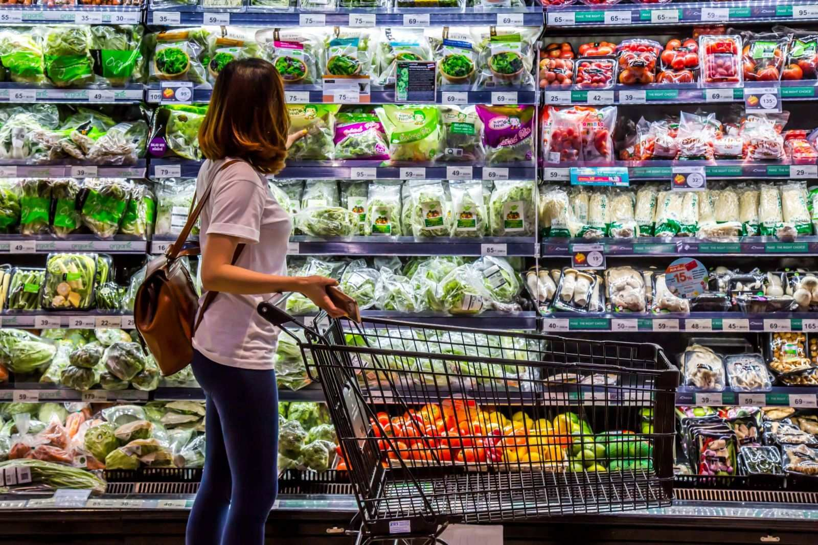 Volume of Retail Trade Up by 2.9% in the EU