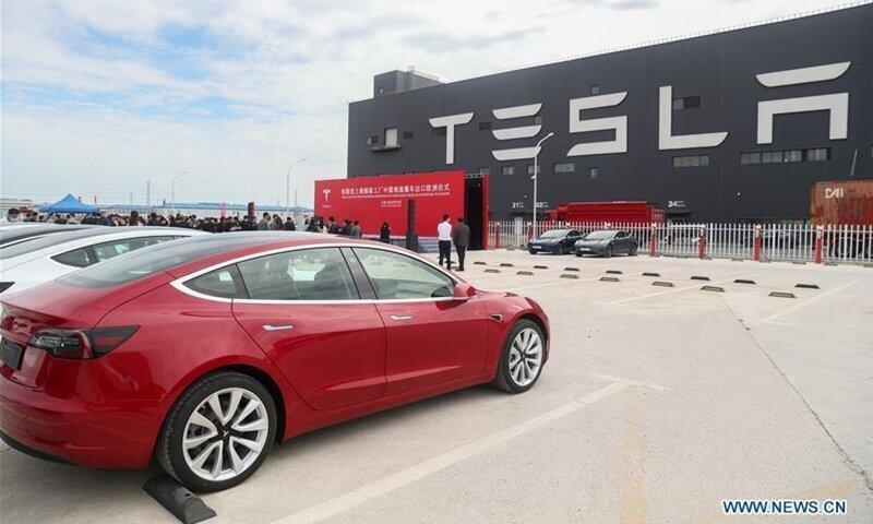 Tesla's weak sales in China worry investors