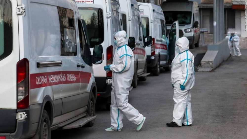 Georgian Clinics Association Urges the Government to Set Up Field Hospitals