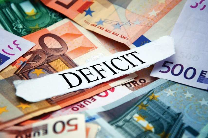 Government Deficit At 5.6% Of GDP In The EU