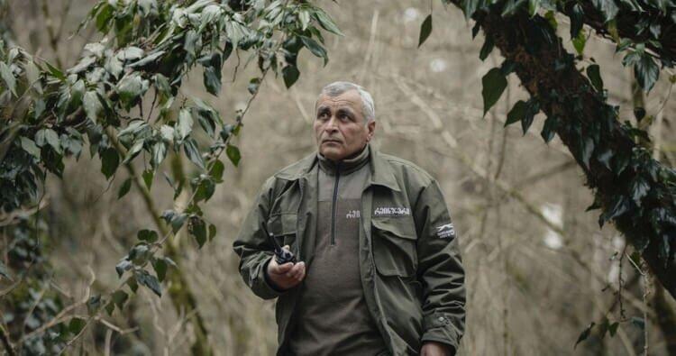 Giorgi Abramishvili Among IUCN WCPA International Ranger Award Winners