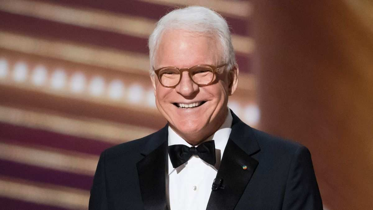 Steve Martin Seemingly Mocks Anti-Vaxxers After Receiving Covid Vaccination