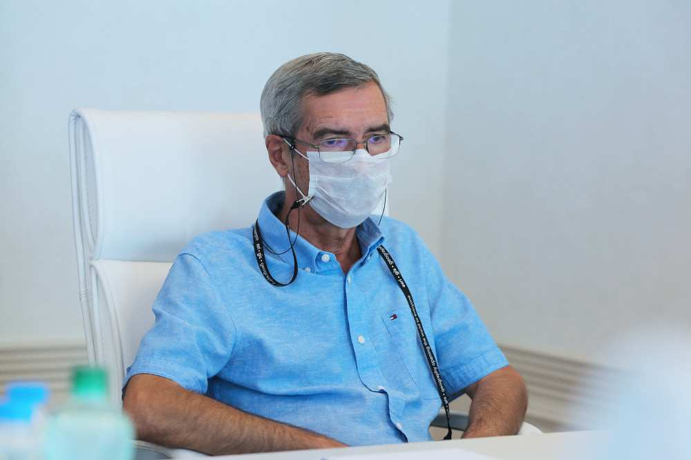 If Someone Has a Cold Symptom, in 90% of Cases It's Coronavirus – Paata Imnadze