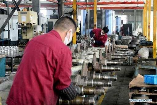 Profit of Chinese Industrial Enterprises above Designated Size