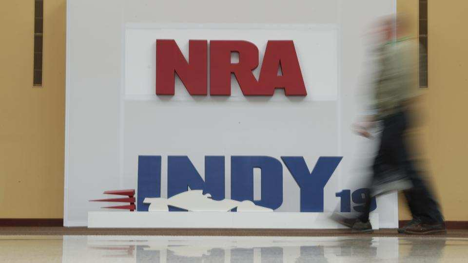 The NRA Files For Bankruptcy