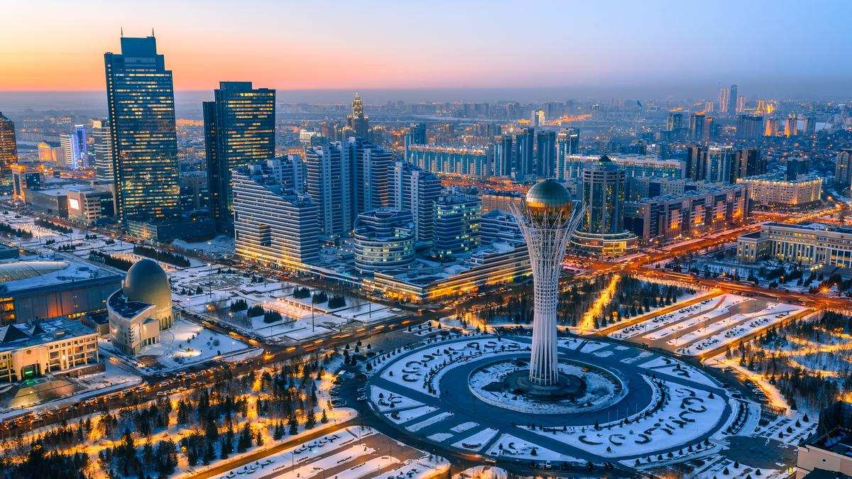 Short-term Economic Indicator of Kazakhstan in 2020 was 97.6%