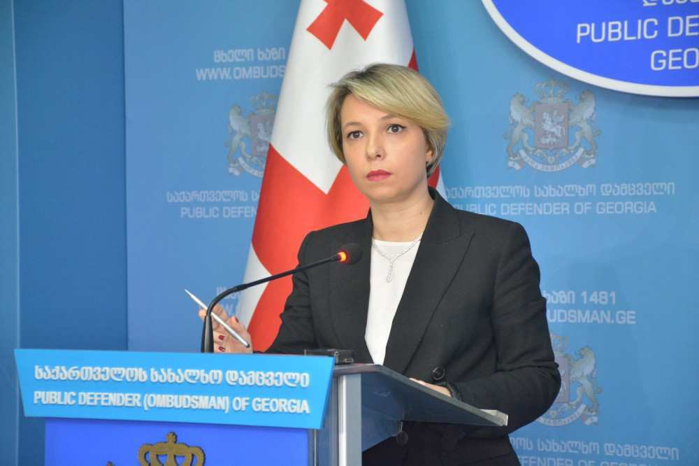 Do What Needs to Be Done! – Ombudsman of Georgia to CEC