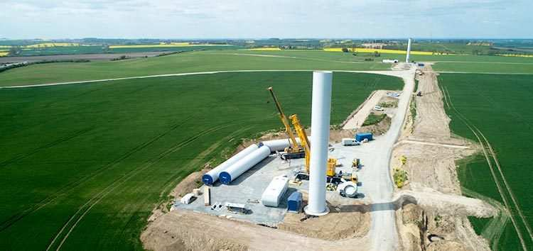 EBRD Supporting WKN Wind Parks in Poland