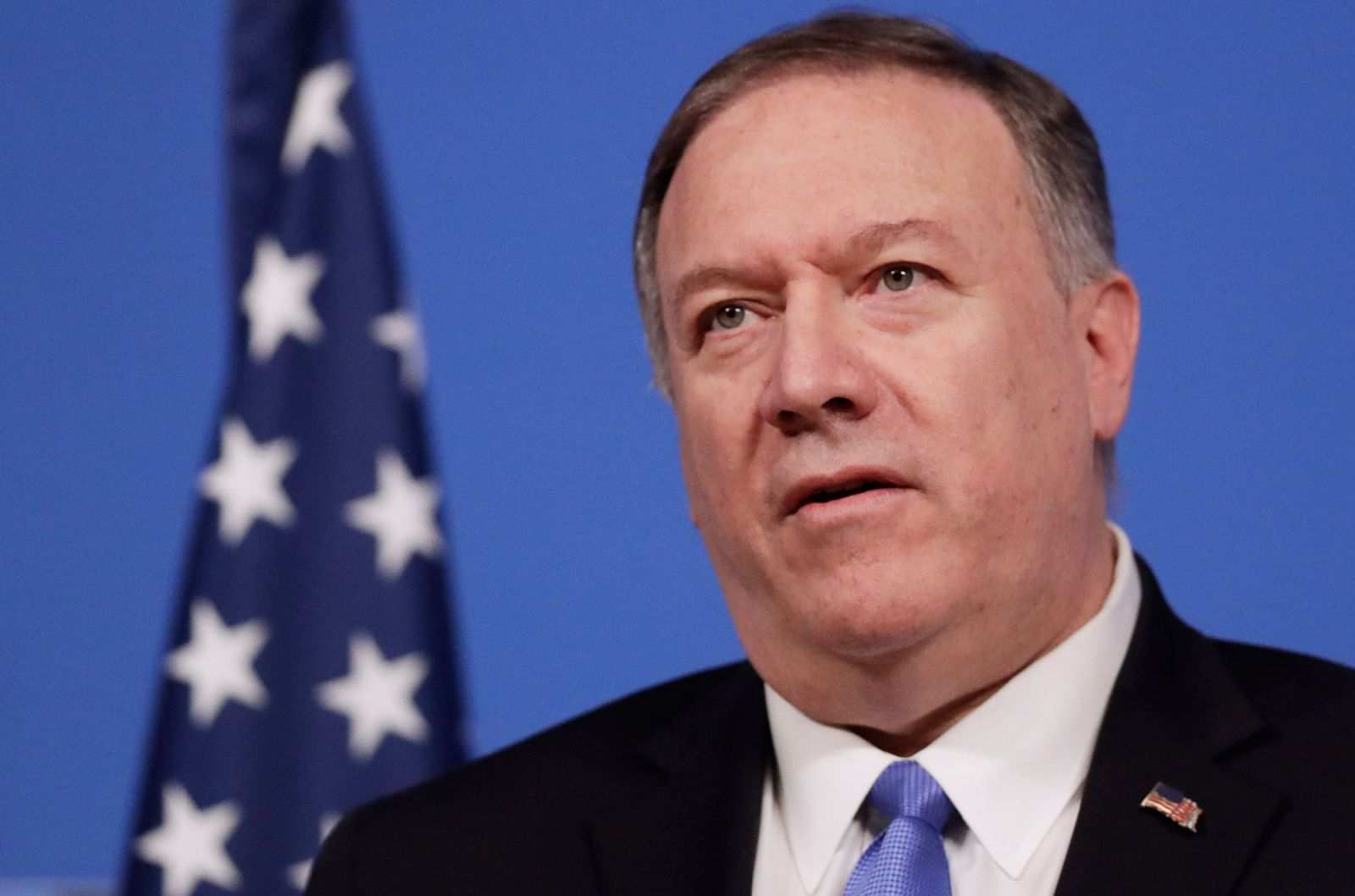 Georgian Security and Foreign Policy Community Addresses Mike Pompeo