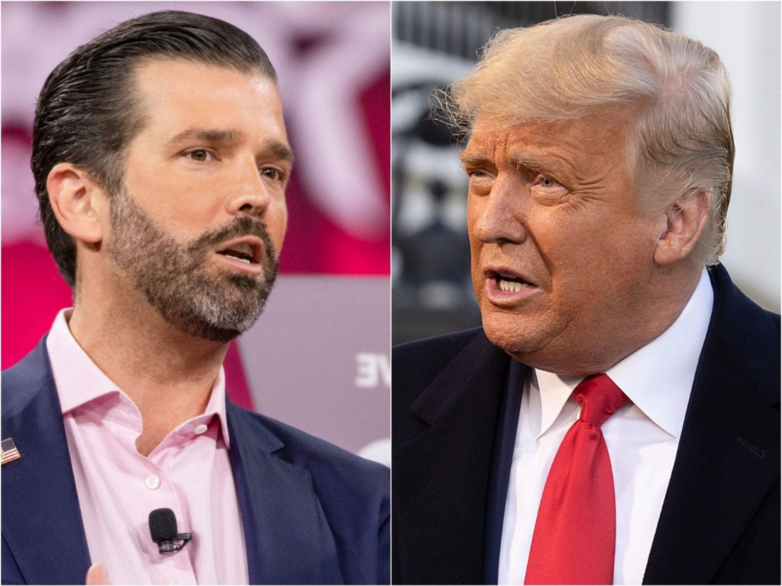 Trump and Trump Jr Took to Twitter to Question the Timing of Pfizer's Announcement – Business Insider