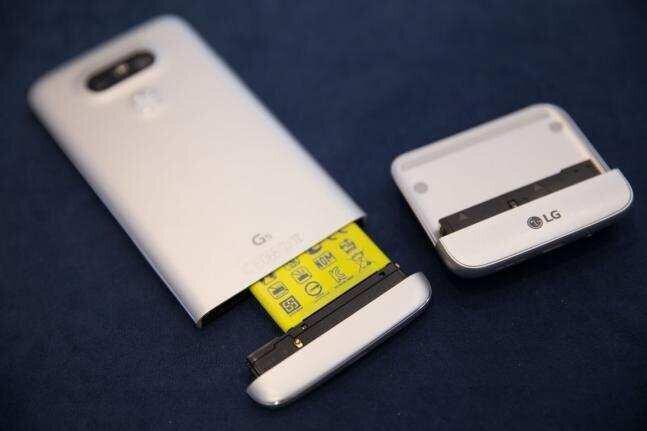 LG-ის ახალი მოდელი ყველაზე
