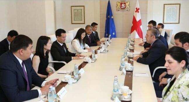 ჩინეთის ერთ-ერთი უმსხვილესი კომპანია CEFC-ი, საქართველოში ინვესტირებით არის დაინტერესებული