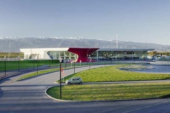 ქუთაისის საერთაშორისო აეროპორტამდე რკინიგზა ერთ წელიწადში მივა