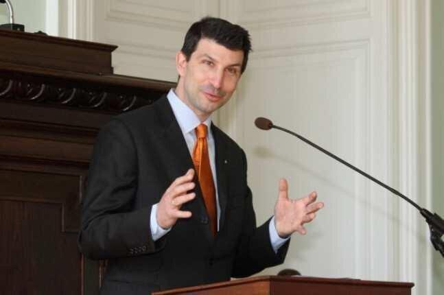 ავსტრიის ელჩი: მუდმივად გვიწევს საქართველოში გადაწყვეტილების მიუღებლობის პრობლემასთან შეჭიდება
