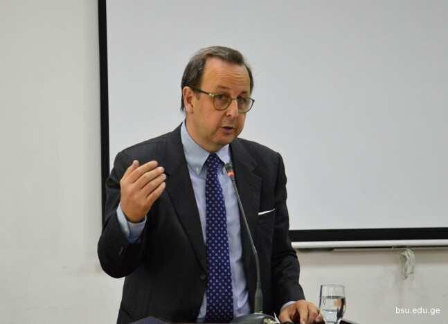 იტალიის ელჩი: მე უფრო საშუალო ზომის ჰესების პოტენციალს ვხედავ საქართველოში