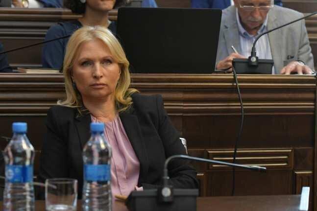 Natia Turnava - lari will strengthen, negative developments not expected