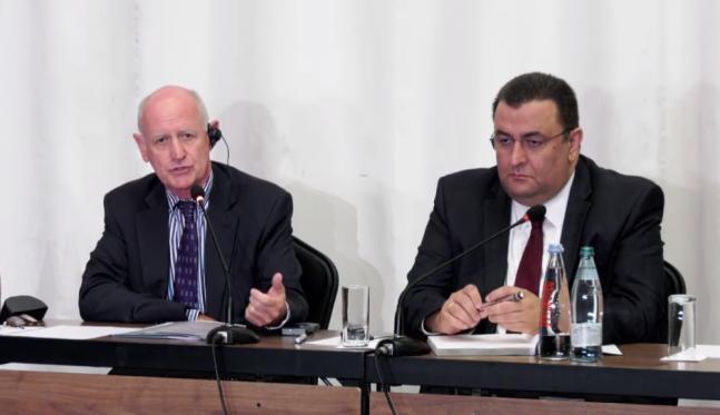 Lawyers of Mamuka Khazaradze and Badri Japaridze may apply to European court of human rights