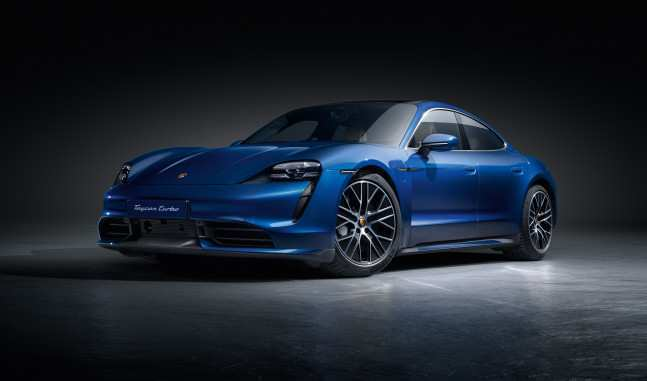 Porsche-ს ახალმა ელექტრო სპორტულმა ავტომობილმა მსოფლიო გააოცა