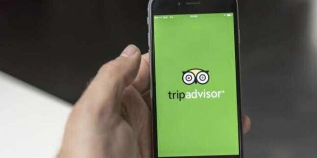 Tripadvisor-მა 1,4 მილიონი ყალბი შეფასება წაშალა