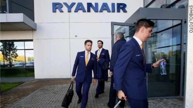 Ryanair ასობით პილოტს ათავისუფლებს