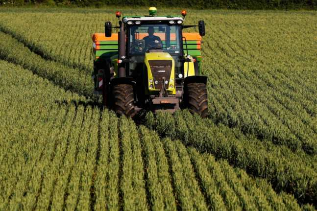 Iset - Revenue from the sales of agricultural products in 2018 has increased