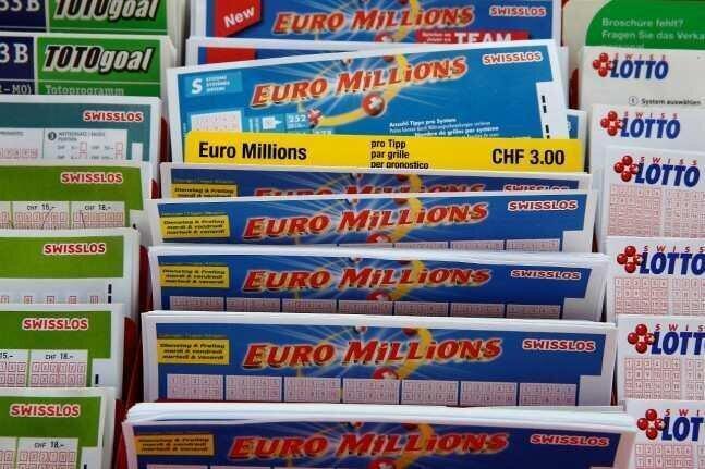 EuroMillions-ში ბრიტანელმა 190 მილიონი ევრო მოიგო
