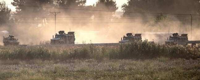 თურქეთის ავიაიერიშებს სირიაში მშვიდობიანი მოქალაქეები ემსხვერპლნენ