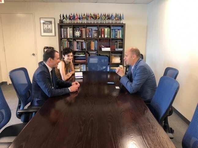 გაერო საქართველოში გლობალური ინოვაციების ცენტრის შექმნას $2 მლნ-ით დააფინანსებს