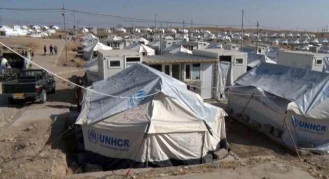 გაერო: ჩრდილოეთ სირია 176,000-მა ქურთმა დატოვა