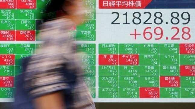 აზიის საფონდო ბირჟებმა ბოლო 3 თვეში პირველად ყველაზე მაღალი მოგება დააფიქსირეს