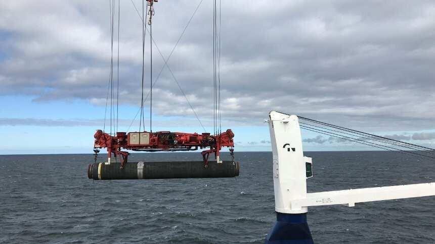 დანიამ Nord Stream 2-ის მშენებლობის ნებართვა გასცა
