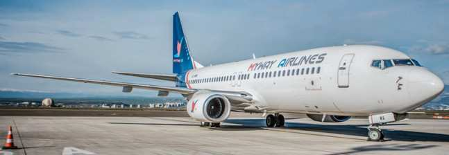 Georgia's Myway Airlines sold, commercial director departs