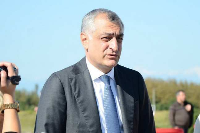 Mamuka Khazaradze: finally, I also found out what we were accused of