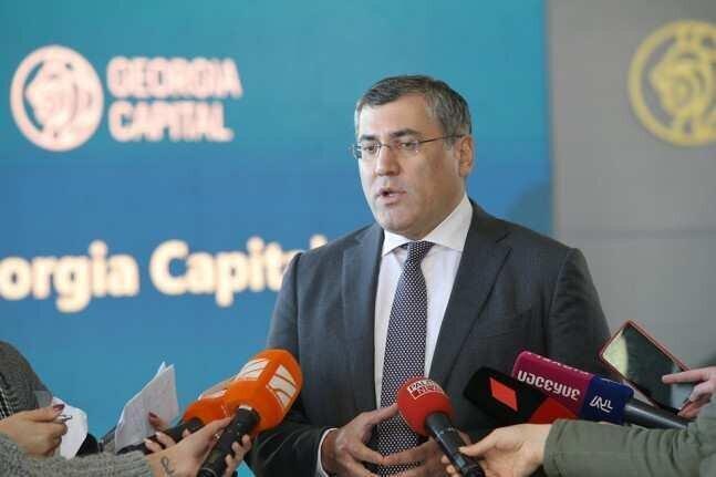 Georgia Capital-ის ახალ ჰოლდინგს ირაკლი ბურდილაძე უხელმძღვანელებს