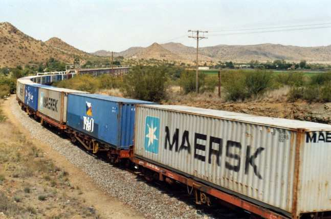 GR's Container Shipments Increase by 34% This Year