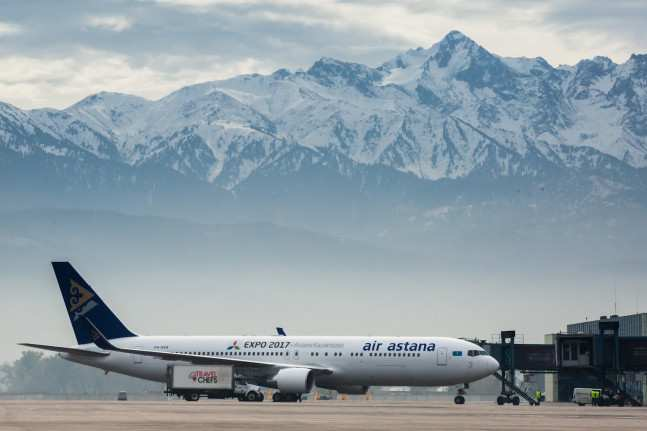 TAV Airports plans the acquisition of Almaty International Airport in Kazakhstan
