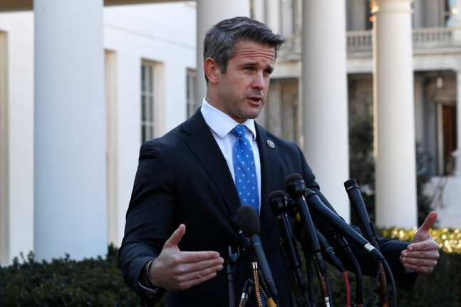 Congressman Adam Kinzinger -  I was shocked to hear about the collapse of promised reforms in Georgia