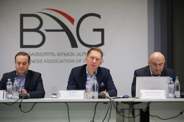 BAG შრომის კანონმდელობაში დაგეგმილი ცვლილებების განსახილველად ეკონომიკურ ექსპერტებს შეხვდა