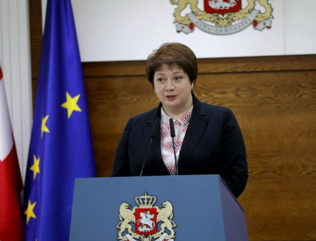 Tskitishvili: I realize that opposition leaders are not happy to hear the truth we heard in an interview with Bidzina Ivanishvili