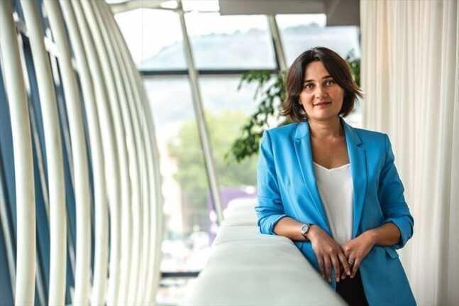 ირინა მილორავა საქართველოში ენერგეტიკულ ბირჟას უხელმძღვანელებს