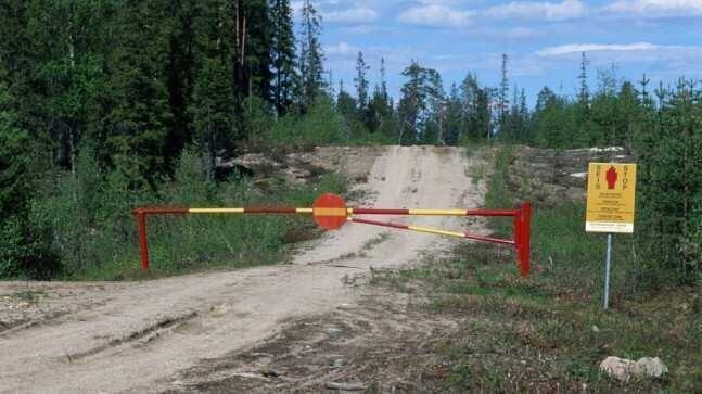 რუსეთში მამაკაცმა ფინეთის საზღვართან ახლოს ყალბი სასაზღვრო პუნქტი ააშენა