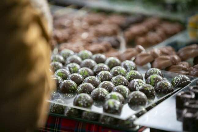ბოტანიკურ ბაღში შოკოლადის ფესტივალი გაიხსნა