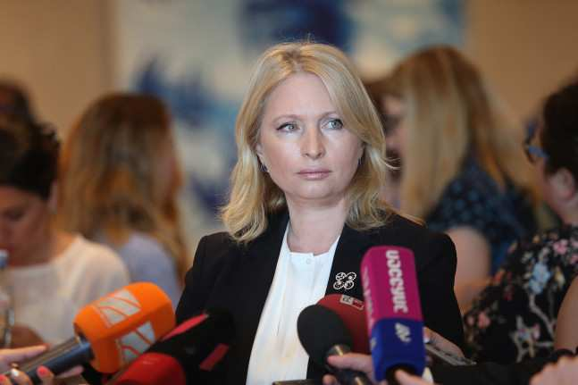 According to Natia Turnava, Director of the Pension Agency Wants to Move to the Private Sector