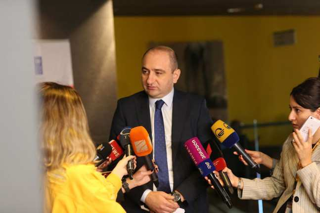 Irakli Lekvinadze Continues to Study the Reasons of Bread Price Rise in 2018