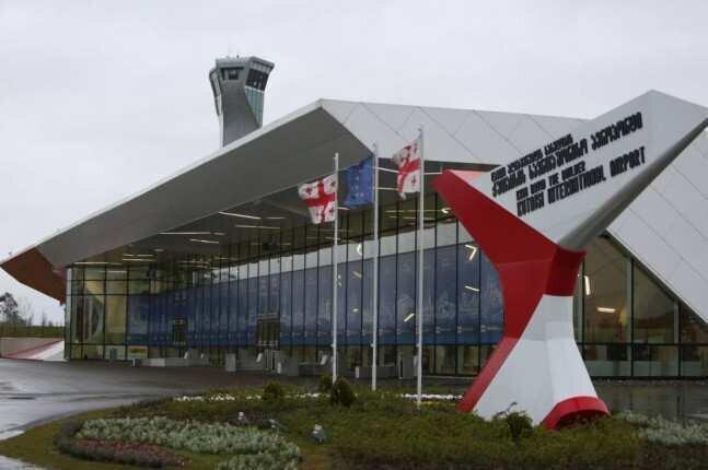 ქუთაისის აეროპორტში სარეკონსტრუქციო სამუშაოები დასასრულს უახლოვდება