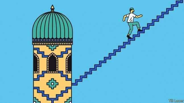 The Economist names Uzbekistan