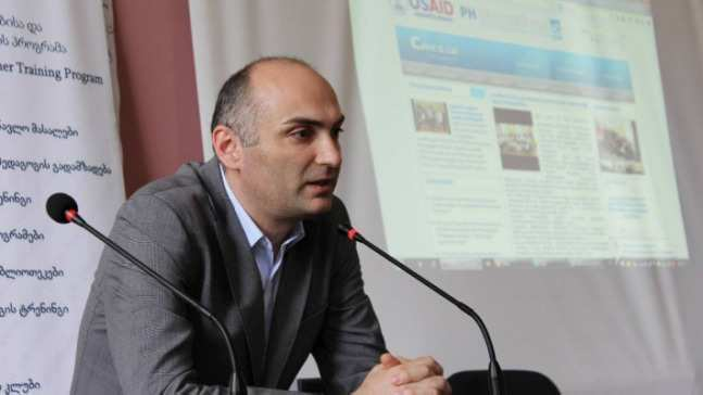 Tamaz Daushvili: regulations are very dangerous and should be used very carefully