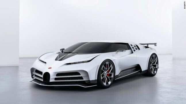 Bugatti-ის ახალი მანქანა, რომელიც 9 მილიონი დოლარი ღირს