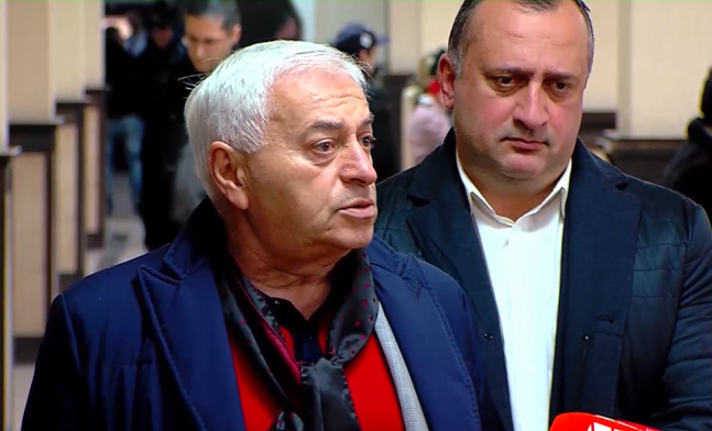 Avtandil Tsereteli: seizure – in the evening, while court hearing is scheduled in the morning, this is the moral of this government