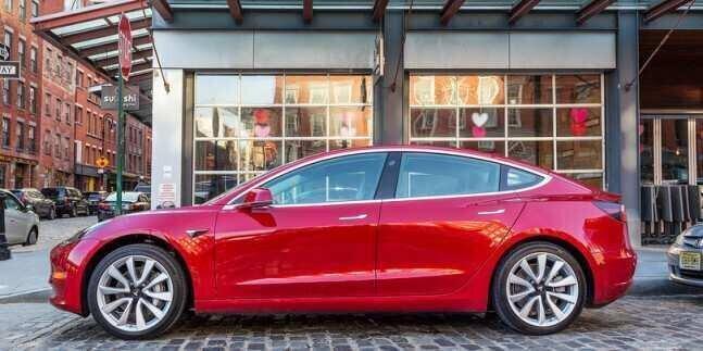 Tesla ჩინეთში აწყობილ პირველ 3 მანქანას 30 დეკემბერს გაყიდის